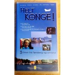 Helt konge! 3 filmer fra Tønsberg og omland (VHS)
