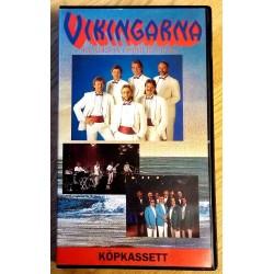 Vikingarna - Kramgoa Låtar på video (VHS)