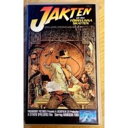 Indiana Jones - Jakten på den forsvunne skatten (VHS)