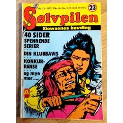 Sølvpilen: 1973 - Nr. 23 - Giftselgeren