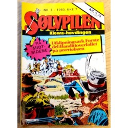 Sølvpilen: 1983 - Nr. 7 - Kidnapper-banden