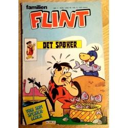 Familien Flint: 1978 - Nr. 1 - Det spøker