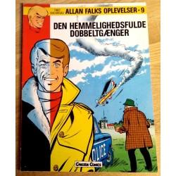 Allan Falks Oplevelser - Nr. 9 - Den hemmelighedsfulde dobbeltgænger