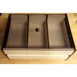 Oppbevaringsenhet til kassetter - Rack med seks skuffer