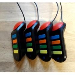 4 x Buzz kontroller
