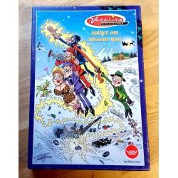 Vazelina Hjulkalender - Spillet om Nissens hjul