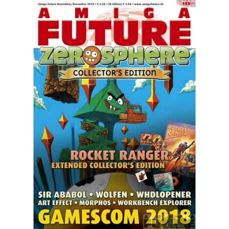 Amiga Future: November/December 2018 - Nr. 135
