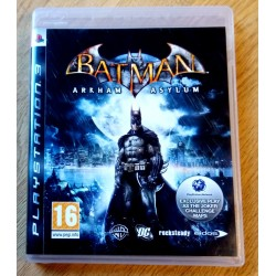 Playstation 3: Batman - Arkham Asylum (WB)