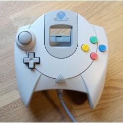 SEGA Dreamcast håndkontroll