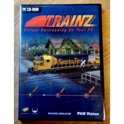 Trainz - Virtual Railroading on your PC (PAN Vision)