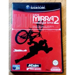 Nintendo GameCube: Dave Mirra Freestyle BMX 2 (Acclaim)