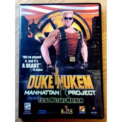 Duke Nukem - Manhattan Project - Total Mutant Mayhem (PC)