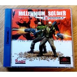 SEGA Dreamcast: Millennium Soldier Expendable (Infogrames)