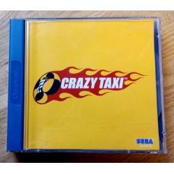 SEGA Dreamcast: Crazy Taxi