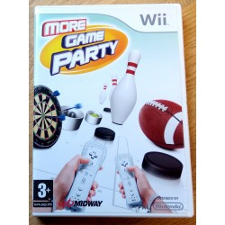 Nintendo Wii: More Game Party (Midway)