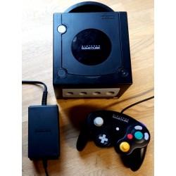 Nintendo GameCube: Komplett konsoll