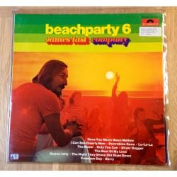 Beachparty 6 - James Last Company (LP)