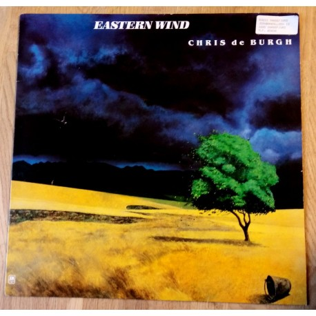 Chris De Burgh: Eastern Wind (LP)