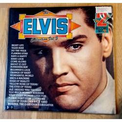 The Elvis Collection Vol. 3 - 2 Record Set (LP)