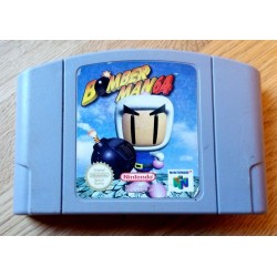 Nintendo 64: Bomberman 64 (cartridge)
