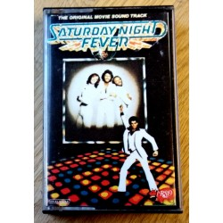 Saturday Night Fever - The Original Movie Soundtrack (kassett)