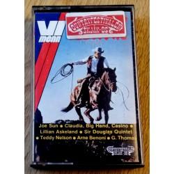 Vi Menn - Countryfestivalen Skjåk 1985 (kassett)