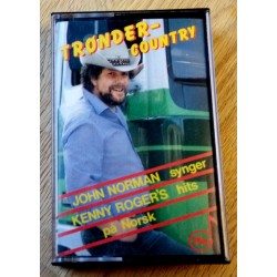 John Norman - Trønder Country (kassett)