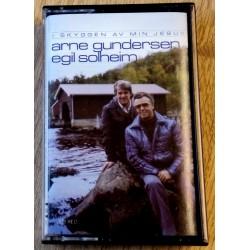 Arne Gundersen og Egil Solhem - I skyggen av min Jesus (kassett)