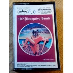10cc - Deceptive Bends 8kassett)