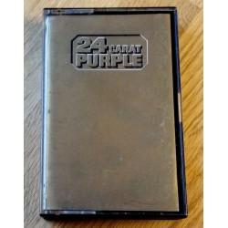 Deep Purple - 24 Carat Purple (kassett)