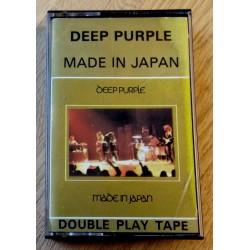 Deep Purple - Made in Japan (kassett)