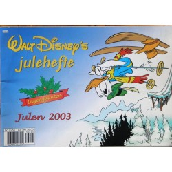 Walt Disney's julehefte- Julen 2003