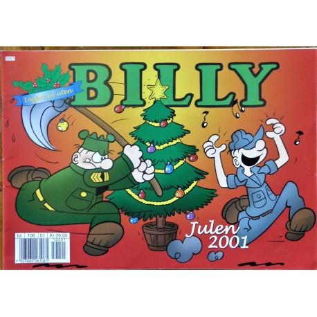 Billy- Julen 2001