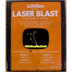 Laser Blast: International Edition