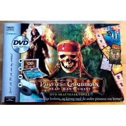 Pirates of the Caribbean - Dead Man's Chest - DVD-brettspill