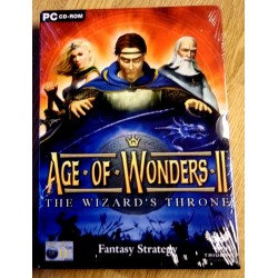 Age of Wonders II - The Wizard's Throne (Triump Studios)