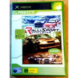 Xbox: Rallisport Challenge (Microsoft)