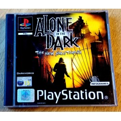 Alone in the Dark - The New Nightmare (Playstation 1)