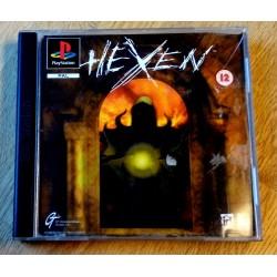 Hexen (Playstation 1)