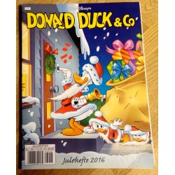 Donald Duck & Co - Julehefte 2016