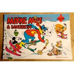 Mikke Mus & Langbein - Julen 1988