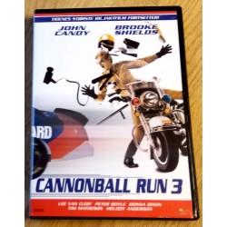 Cannonball Run 3 (DVD)