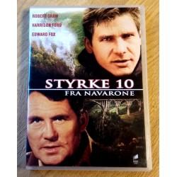 Styrke 10 fra Navarone (DVD)