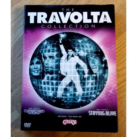 The Travolta Collection - 3 x filmer (DVD)