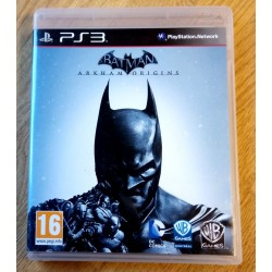 Playstation 3: Batman Arkham Origins (DC Comics / WB Games)