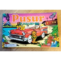 Pusur på Paradis-øya (1987)
