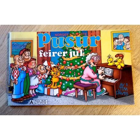 Pusur feirer jul (1988)