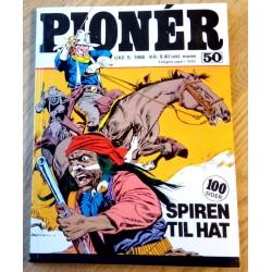 Pioner: Nr. 50 - Spiren til hat