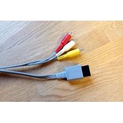 Nintendo Wii: RVL-009 - Original TV-ledning