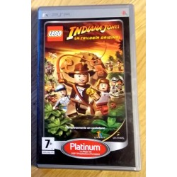 Sony PSP: LEGO Indiana Jones - La Trilogia Original (Platinum)